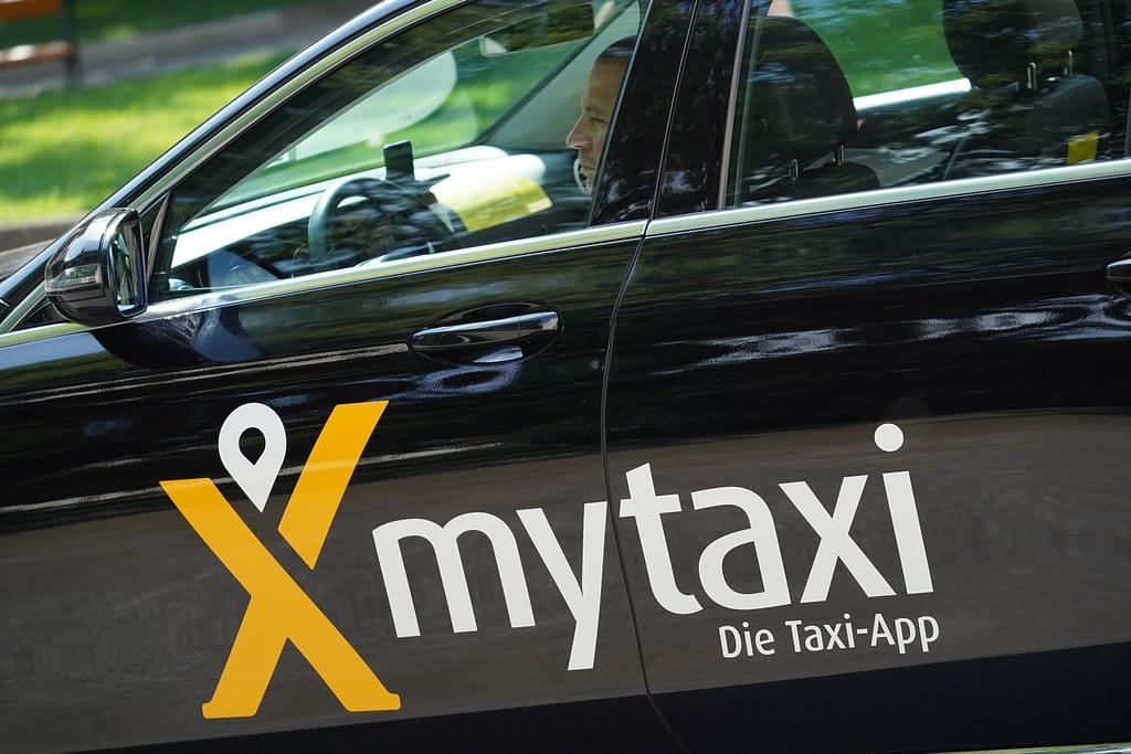 mytaxi Taxi