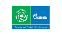 Gazprom – Football for Friendship