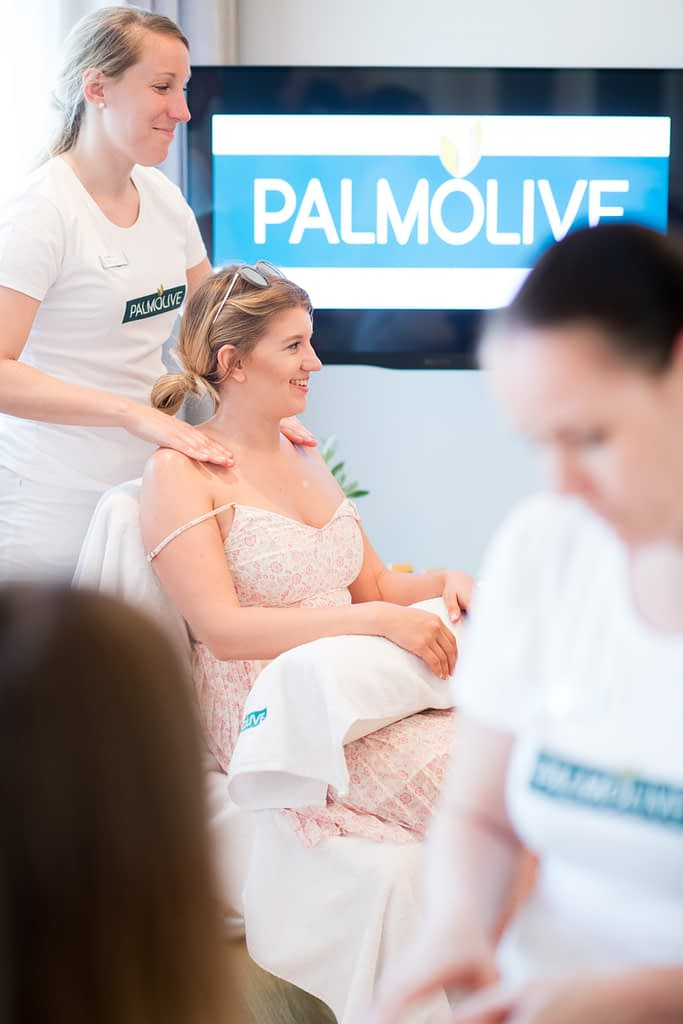 Palmolive Spa Camp