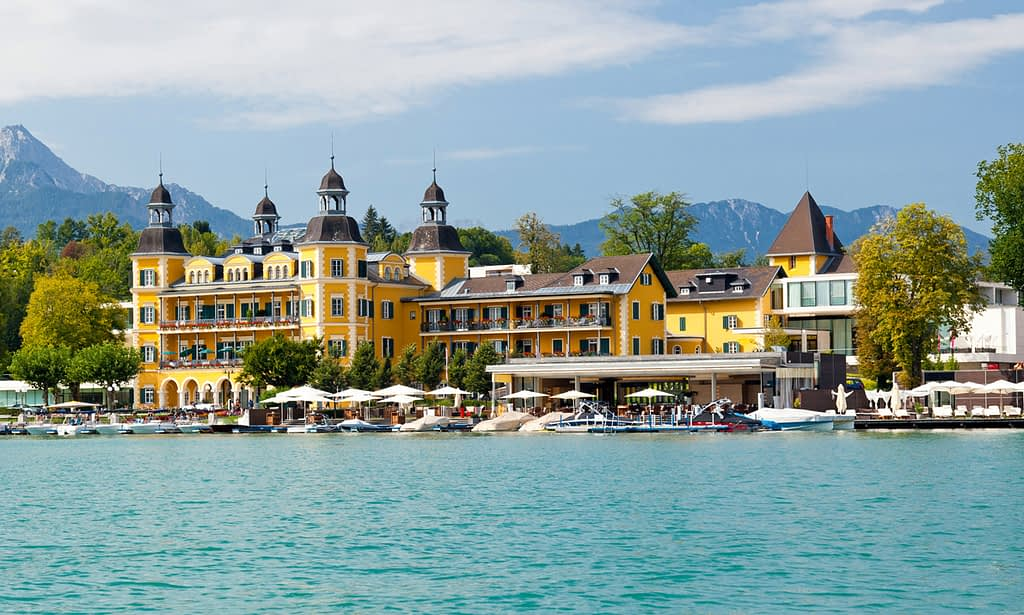 Schloss Hotel Velden (c) Falkensteiner Hotels & Residences_Summer