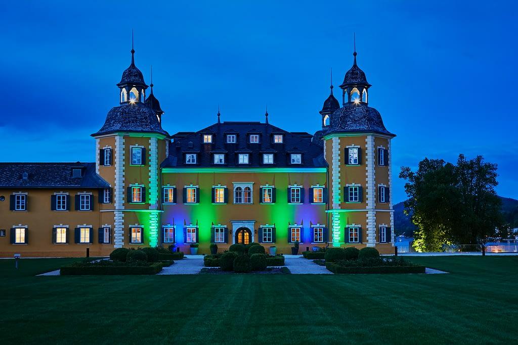 Falkensteiner Schlosshotel Velden_Shine A Light