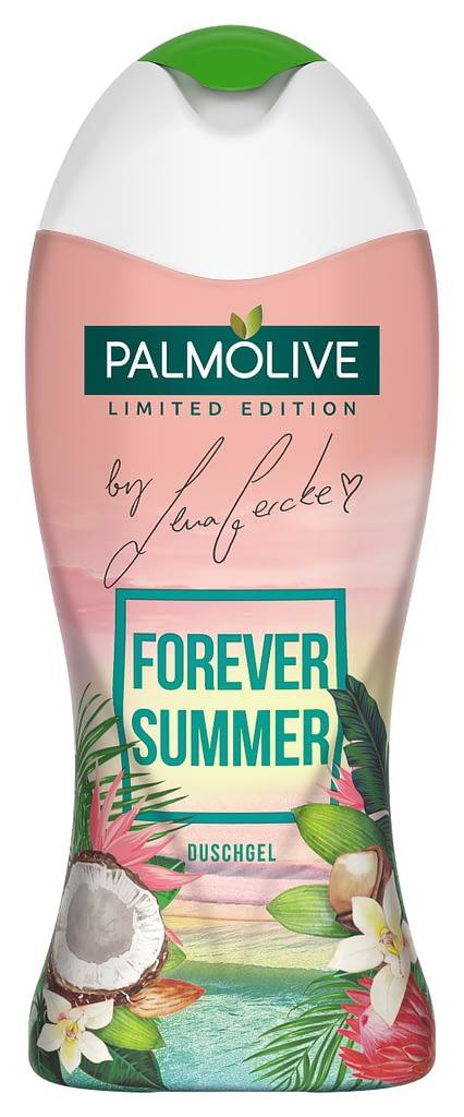 Palmolive_Forever Summer_Limited Edition Lena Gercke