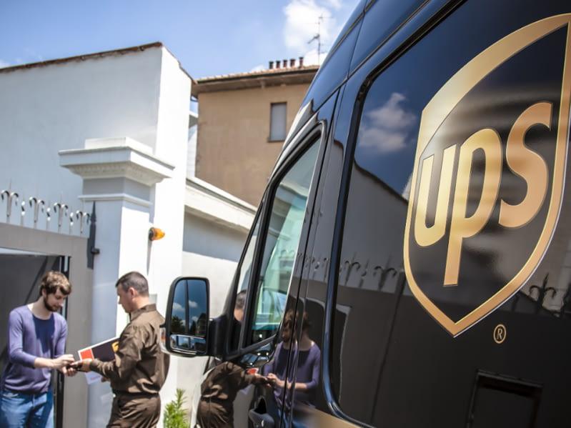 UPS bietet spätere Abholzeiten