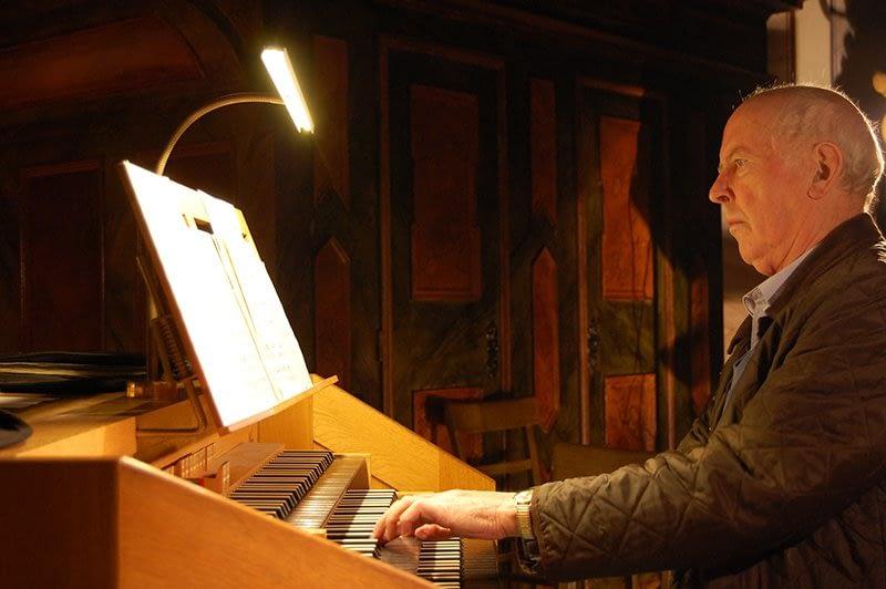 Franz Haselböck Konzert Stift Göttweig Credit_Evelyne Gruber Stift Göttweig