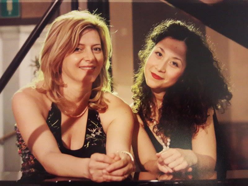 Helga Pisapia und Rosangela Flotta