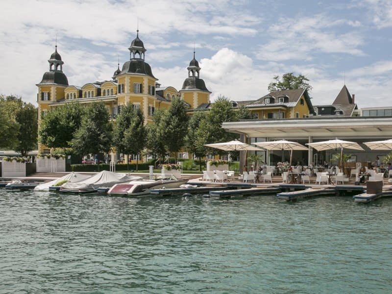 Restaurant Seespitz (c) Falkensteiner Hotels & Residences